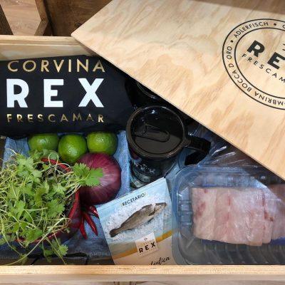 Corvina REX en Original CV