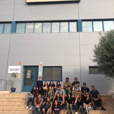 Estudiantes GASMA visitan FRESCAMAR