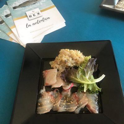 Degustacion Corvina REX para Auchan Francia