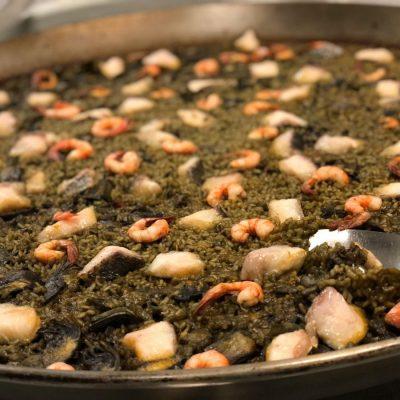 Jornadas Gastronomicas de Arroces Marineros con Corvina REX