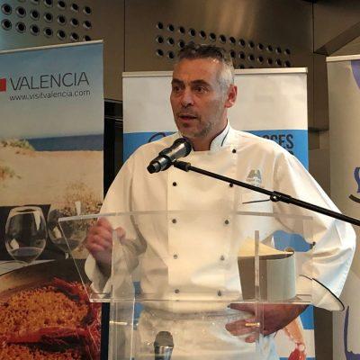 Jose Maria Baldo Chef Hotel Las Arenas