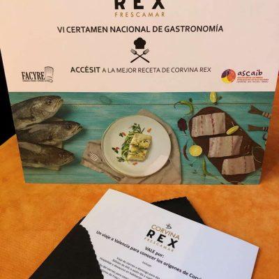 Corvina REX Certamen Nacional Gastronomia