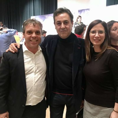 Corvina REX & Pepe Ribagorda