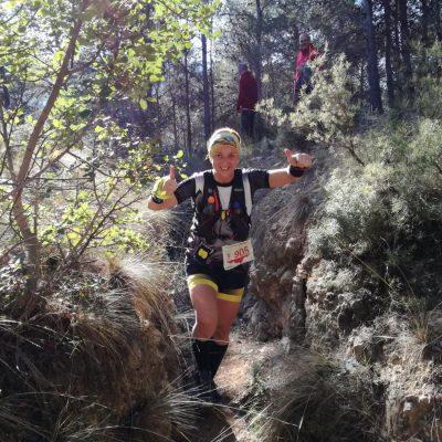 Senda Trail Trincheras con colaboracion Corvina REX