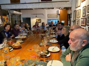 Cena Casa Montaña con Corvina REX en Valencia Culinary Festival