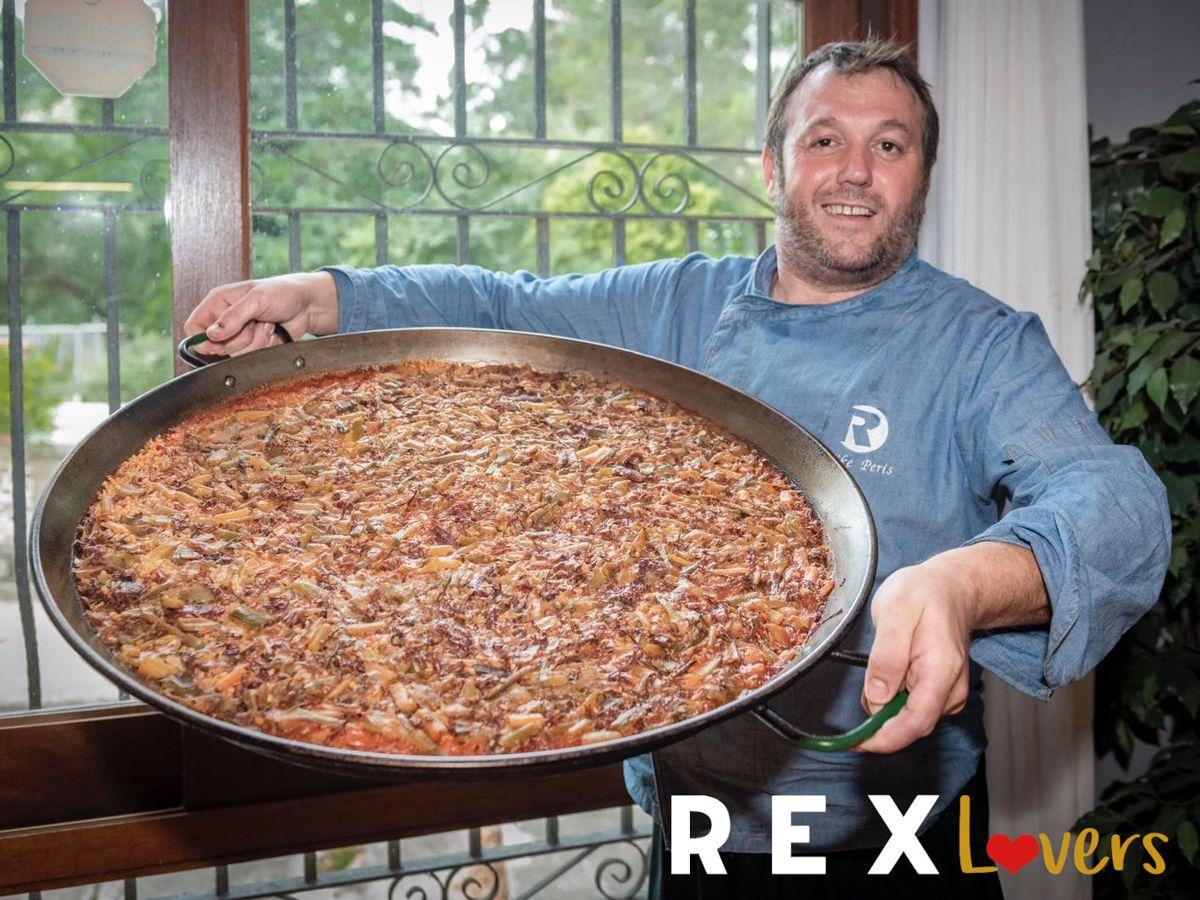 Kike Peris Chef Randurias Restaurante