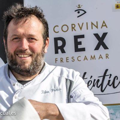 Kike Peris & Corvina REX